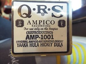 Ampico-Piano-Roll-034-Yaaka-Hula-Hickey-Dula-034-Roll-In-the-UK
