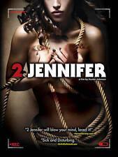 2 Jennifer (DVD, 2016) Horror