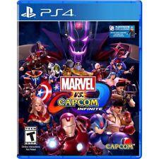 Marvel vs. Capcom: Infinite (Sony PlayStation 4, 2017)