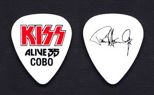 KISS Paul Stanley 2008 Guitar Pick Alive 35 tour