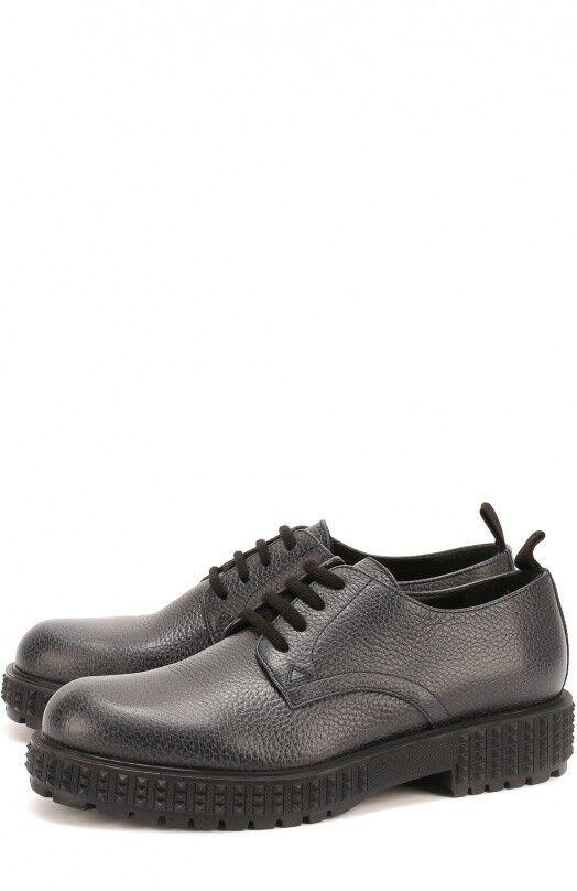 Valentino Garavani-Oxford Scarpe-Tg. EU 43-BLU-NUOVO    PREZZO EU 640 | Colore molto buono  | Uomo/Donne Scarpa