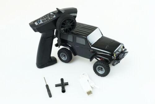 noir 22408 Amewi amxrock Crawler am24 Ranger 4x4 1:24 RTR