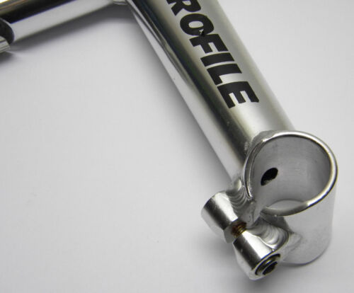 Profile Vintage Stem 150mm Length 25.4//28.6mm Quill 25,4mm Clamp