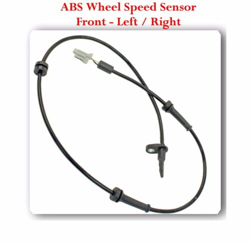 Set 4 ABS Speed Sensor Front  Rear Left /& Right Fits Nissan Altima 2007-2008