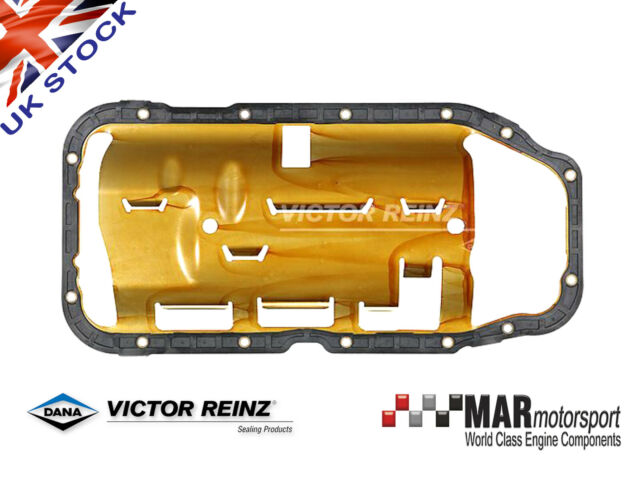 CITROEN SAXO 1.6 Sump Gasket 96 to 04 Reinz Genuine Top Quality Replacement New