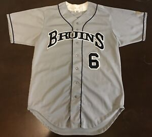 official photos 84451 4a5f5 Details about Rare Vintage Wilson UCLA Bruins Baseball Jersey