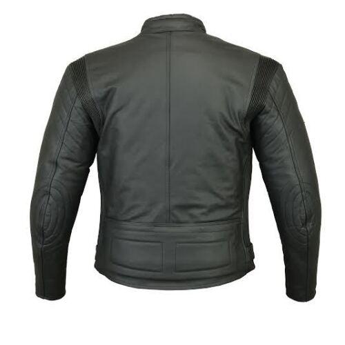 Alla Giacca Nero Moda Armatura Pelle In Fxt Da Uomo Moto qwtPpS1w