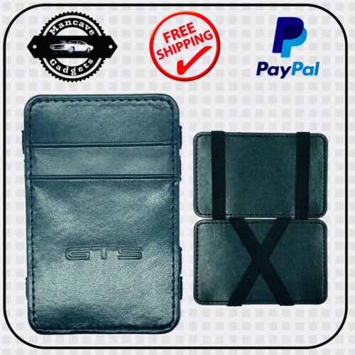 MENS MAGIC WALLET PU LEATHER SUIT CLUBSPORT R8 HOLDEN GTS MONARO OWNERS