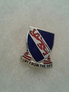 Authentic-US-Army-508th-Airborne-Infantry-Regiment-Unit-DUI-DI-Crest-Insignia