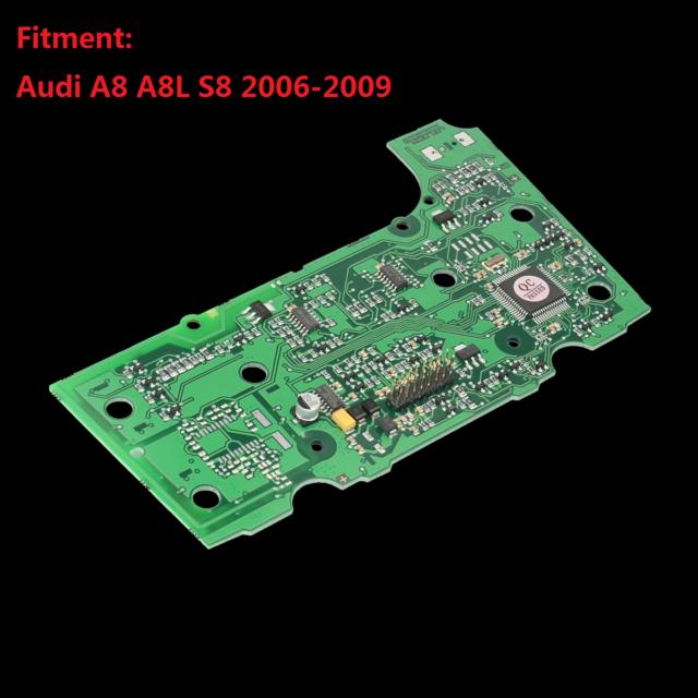 Placa De Panel de control de navegación MMI 4E1919612 para Audi A8 2003-2010 S8 2007-2009