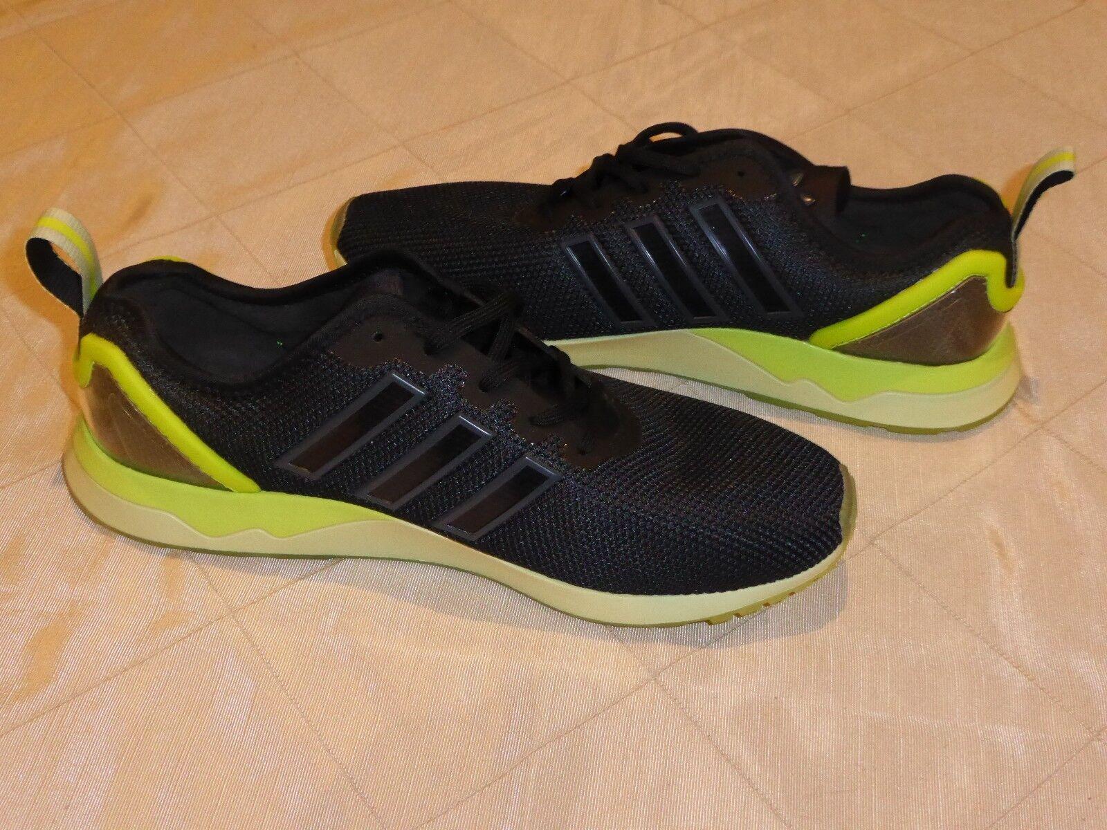 Adidas ZX Flux ADV 'Core Black / Halo' (Size US9) max New max US9) ultra trainer men air 776525
