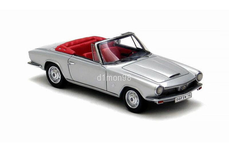 GLAS 1300 GT Cabrio 1966 1 43 Neo scale Modellls NEO43975