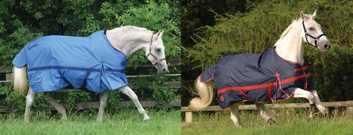 Masta Zing Lightweight Summer Horse Turnout Rug
