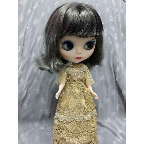 """1PC 12"""" Blythe Doll Factory  Blythe's Golden Outfit JS302"""
