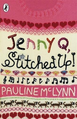 1 of 1 - Jenny Q, Stitched Up By Pauline McLynn