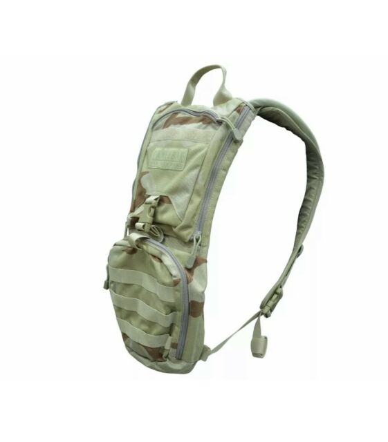 Camping Hiking Military Insulated Hydration Carrier Pack 3L