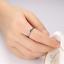 Anello-Acciaio-Fede-Fedi-Coppia-Fedine-Fidanzamento-Amore-Love-Cuore-Idea-Regalo miniatura 4