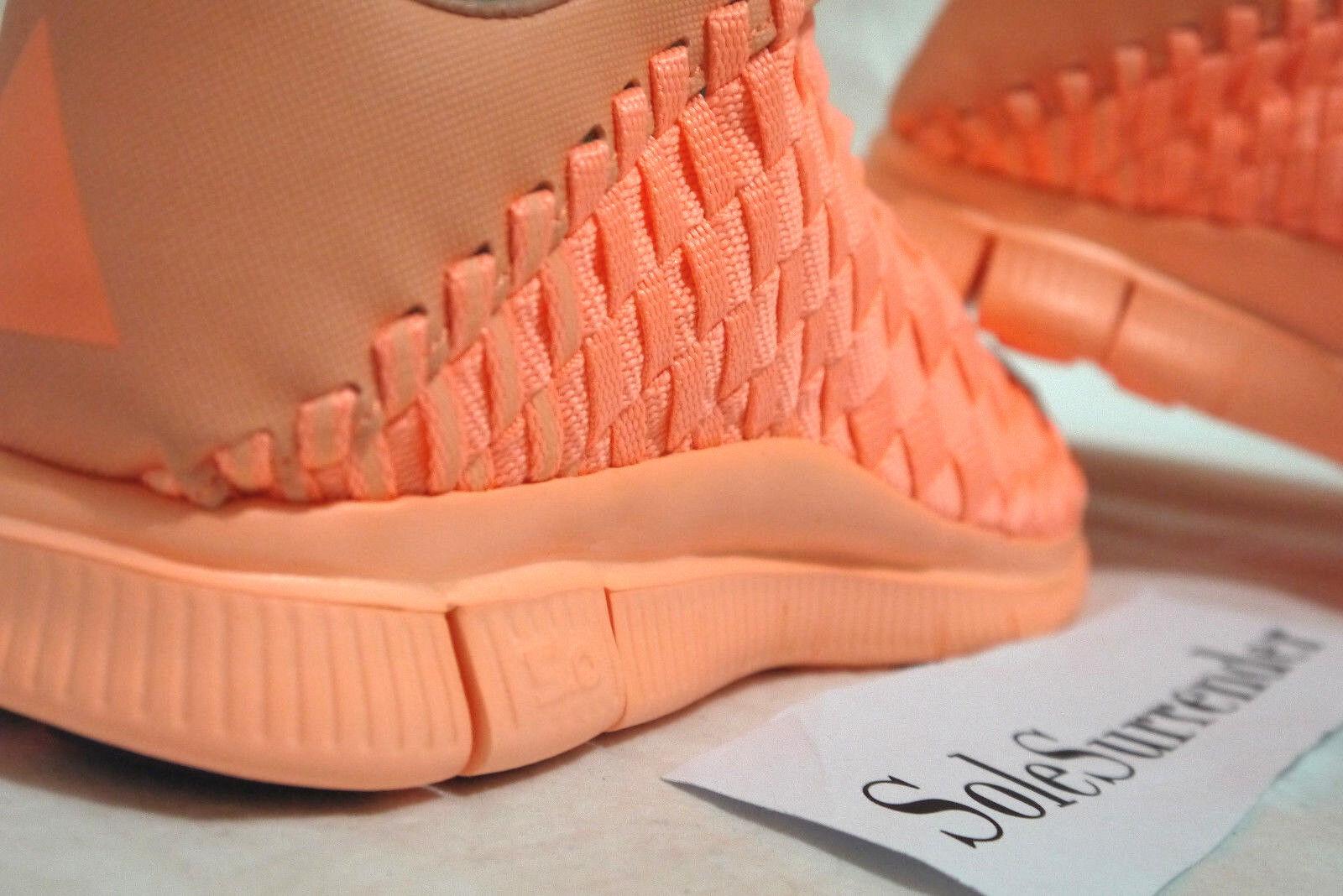 Nike Free Inneva Woven Tech SP - - - CHOOSE SIZE - 705797-888 Peach Sunset Glow QS ae44f2