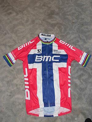 Kurzarmt QUICKSTEP holländischer Meister 2010//2011 Vermarc Radsport-Profi-Team