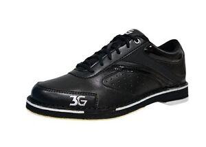 G Tour Ultra White Silver Mens Bowling Shoes