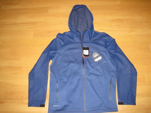RETAIL $125.00 NWT MEN/'S NIKE THERMA-FIT SHIELD CHAINMAILLE FULL-ZIP JACKET