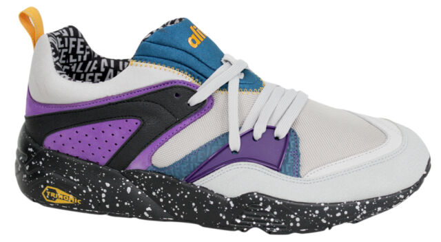 Puma Trinomic BOG Blaze Of Glory x Alife Mens Trainers Lace Up 359800 01 U35 e3c65a1993