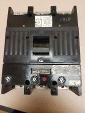 GE TJJ TJJ436225 3 pole 225 amp trip 600v Circuit Breaker BLACK