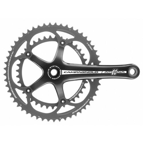 Campagnolo Athena Power Torque 11 Speed Chainset FC15 - RRP .99