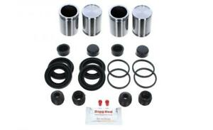 for IVECO DAILY FRONT L & R Brake Caliper Seal Repair Kit +Pistons (BRKP564)