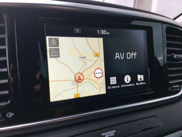 Kia Sportage 1,6 CRDi MHEV Comfort Edition DCT billede 12