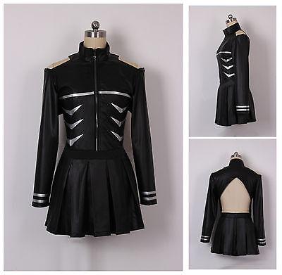 Tokyo ghouls Kaneki Ken Fight Uniform Made Cosplay Costume dress any size