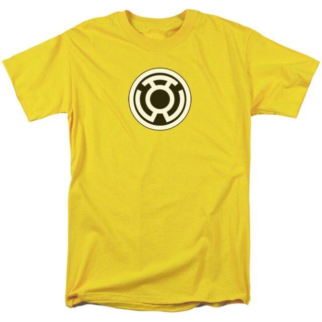 Green Lantern White Symbol T-Shirt DC Comics Sizes S-3X NEW