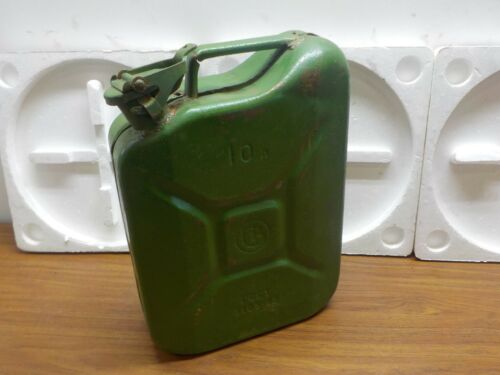 Ural Dnepr BMW Jerry Gas Fuel Can Canister Soviet Union Military 10 L