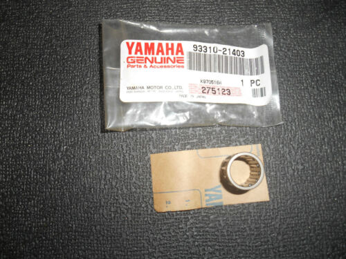 NOS Yamaha OEM Piston Wrist Pin Bearing 1979 MX100 MX100F MX 100 93310-21403