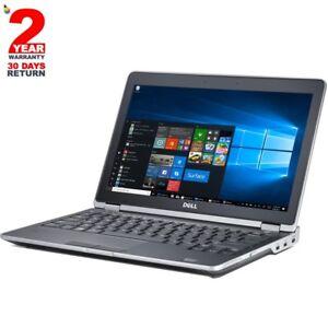 """Dell Latitude 12.5"""" Ultrabook E6230 (Intel Core i5, 8GB RAM, 500GB HDD, WiFi, BT"""