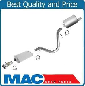 2002-2009 General Motors vehicles Stainless Steel Exhaust System Kit fits