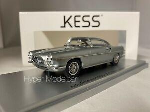 KESS MODEL 1/43 Alfa Romeo 1900 SS Ghia Coupè 1954 SILVER KE43000212