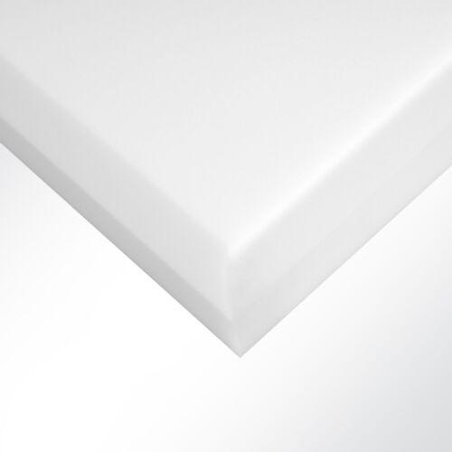 Absorber Decorschaumstoff aus Basotect® G Raumakustik Schallschutz 100x50x5cm..