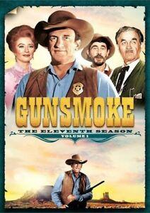 Gunsmoke-The-Eleventh-Season-Volume-1-New-DVD-Boxed-Set-Full-Frame-Subtit