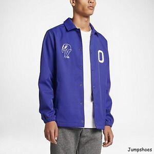 Air Jordan 11 Space Jam Jacket Concord White New 819119 482 Ebay