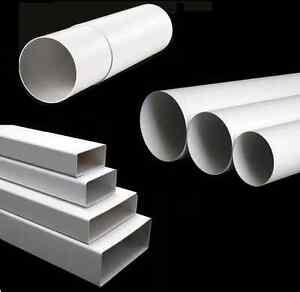 Lueftungsrohr-Luftkanal-Rundkanal-Abluftrohr-Abluft-Zuluft-Flachkanal