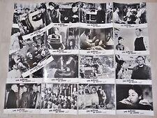 UNE HISTOIRE DE CHINE ! w holden jeu 18 photos cinema lobby cards 1962
