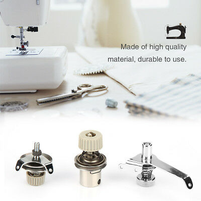 3PCS Industrial Sewing Machine Thread Tension Regulator Assembly Sew Machine Acc