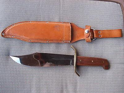 Western bowie knife w49