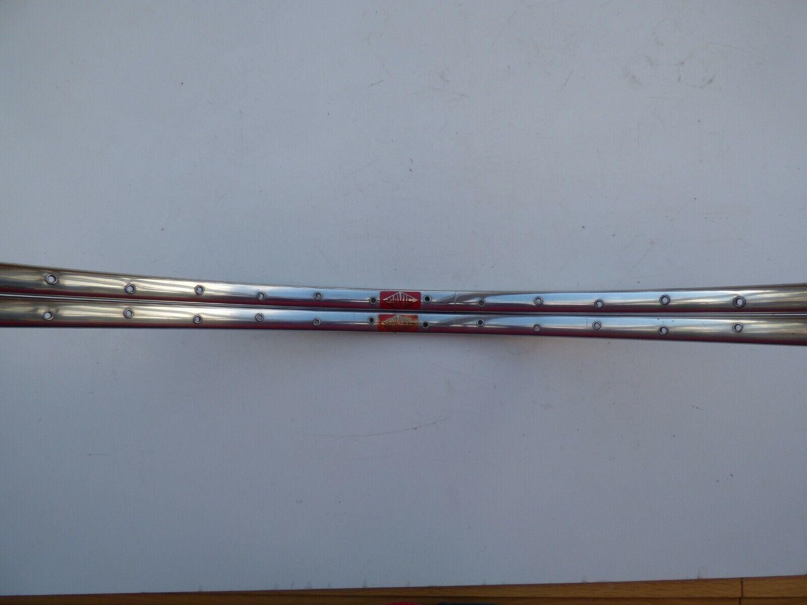 MAVIC SPORT TUBULAR RIMS (PAIR) 36 H - 700C - NOS
