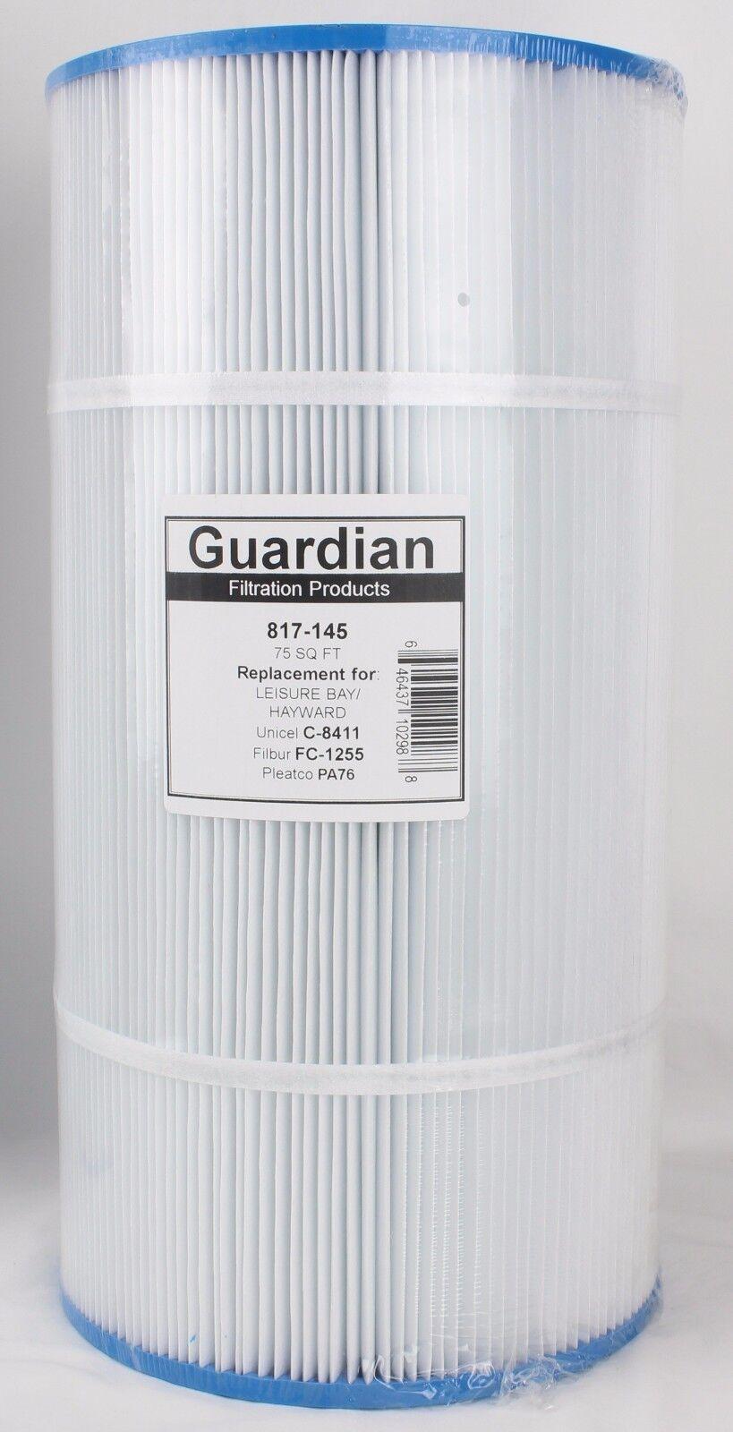 Una única agrupación filtro ajusta PA76 Hayward CX760RE C751 Sta-Rite PCX75 C-8411