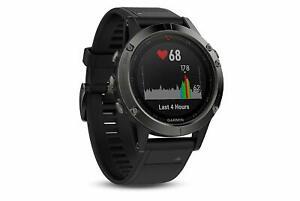 Garmin-Fenix-5-Sapphire-Crystal-Stainless-Steel-Black-GPS-Multi-Sports-Watch