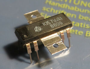 Siemens TCA2365 Dual Power Operational Amplifier 2.5A