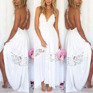Summer-Womens-Boho-Maxi-Dress-Lady-Evening-Cocktail-Party-Beach-Dress-Sundress
