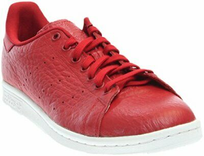 brand new 716a0 7c6e4 adidas Originals Mens Stan Smith Collaboration X Club 75 Reptile Red  Leather Fas